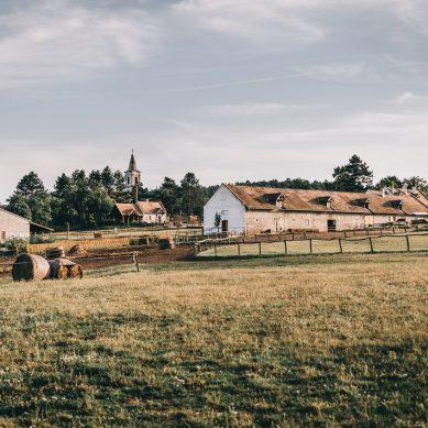 Salföld Major – A Káli-medence farmja