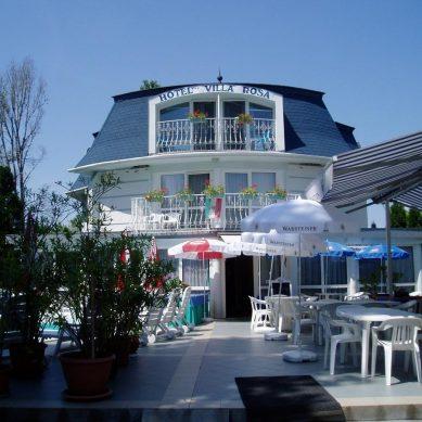 Hotel Villa Rosa Zamárdi