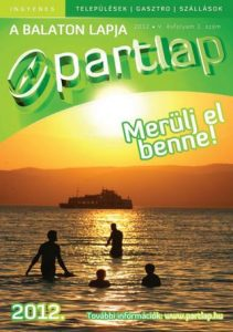 Partlap - A Balaton lapja 2012 tavasz