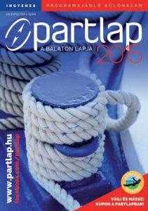 Partlap - A Balaton lapja 2015 nyár