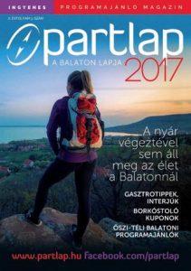 Partlap - A Balaton lapja 2017 ősz/tél