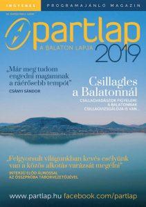 Partlap - A Balaton lapja 2019 tavasz